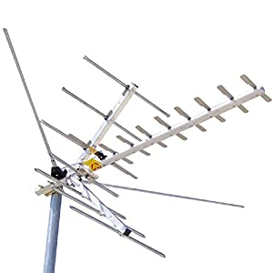 Channel Master CM2016 HDTV VHF High Band and UHF Antenna
