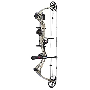 Diamond By Bowtech Core 40-70# 25-30# Right Hand Compound Bow Package by Diamond Archery
