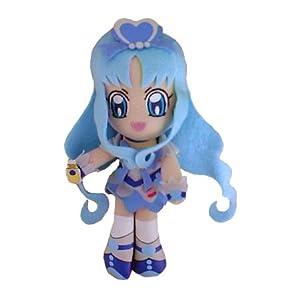 HeartCatch Pretty Cure! (PreCure) Puppe / Plüsch Figur: Cure Marin (Kurumi Erika) 19 cm