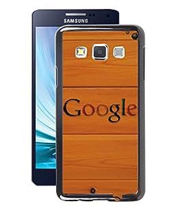 Fuson 2D Printed Google Designer Back Case Cover for Samsung Galaxy A3 - D985