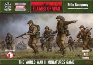 FWBBX11 Flames of War Boxed Sets - British Rifle Company (Late)