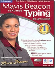 Encore 15061 Mavis Beacon Teaches Typing 20 Platinum - Windows