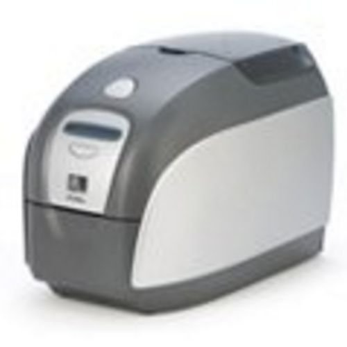 P110M Monochrome Card Printer (Single-Sided Usb Interface And Lcd Display)