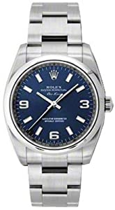 Rolex Air-King Oyster Perpetual Cosmograph Mens Watch 114200
