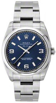 new-rolex-air-king-blue-arabic-dial-stainless-steel-mens-watch-114200-blao