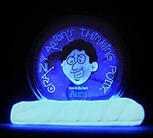 Crazy Aarons Puttyworld AU020 Aura Glow in the Dark Thinking Putty [Toy]