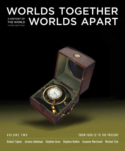 Worlds Together, Worlds Apart: A History of the World:...