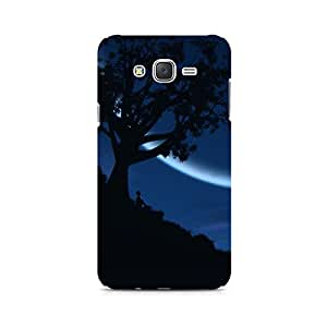 TAZindia Designer Printed Hard Back Case Mobile Cover For Samsung Galaxy J1 2016