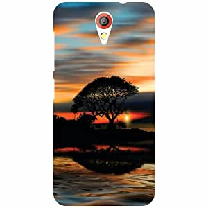 HTC Desire 620 Back Cover - Scenic Love Designer Cases