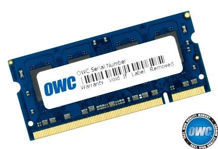 OWC 4.0GB PC-5300 DDR2 667MHz SO-DIMM 200 Pin Memory Upgrade Module (Color: 1 x 4GB, Tamaño: 4 GB)
