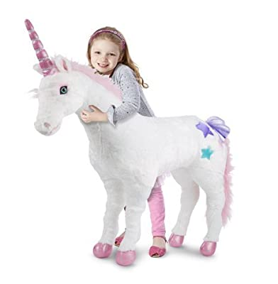 Melissa & Doug Plush Unicorn by Melissa & Doug