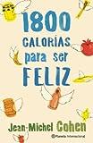 1800 Calorias