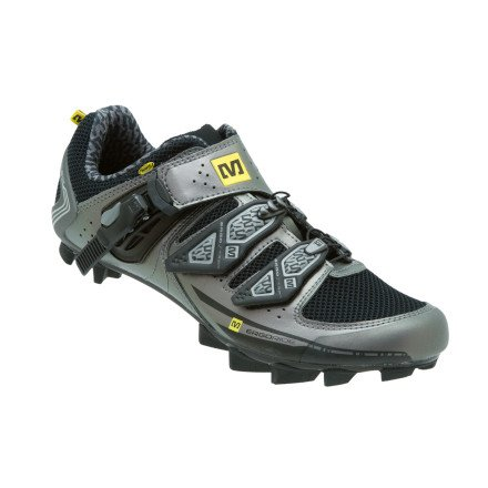 Mavic Tempo MTB Shoe 2010 - Color:Black Sz:6.5
