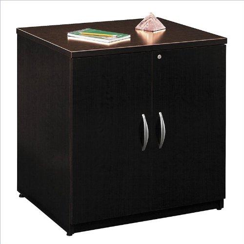 Series C: 30 Storage Cabinet - Finish: Mocha Cherry