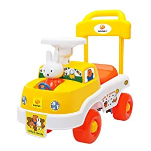 Save Rs 1200 on Sameo Miffy Baby Ride-On Car at Amazon India