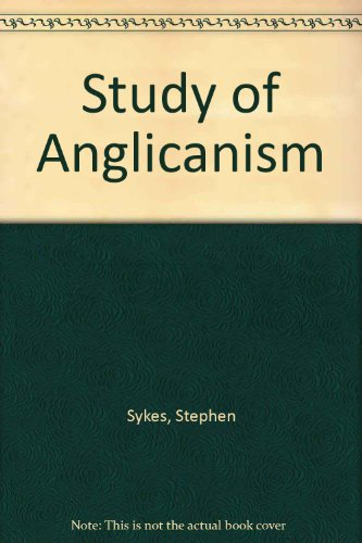 Study of Anglicanism
