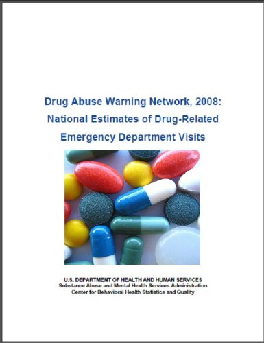 Drug Abuse Warning Network, 2008: National Estimates of Drug-Related Emergency Department Visits
