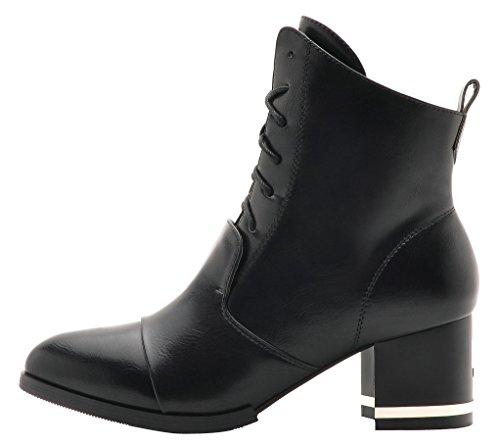 moolecole-women-autumn-point-toe-square-middle-heel-commute-boot-size-36-eu-black