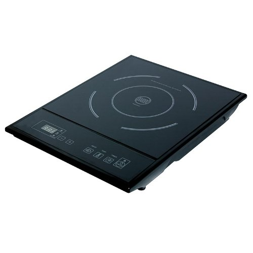 Total Chef TCIS11BN 450 Degree F Single Burner Induction Cooktop