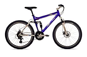 Jeep Cherokee Men's Dual-Suspension Mountain Bike