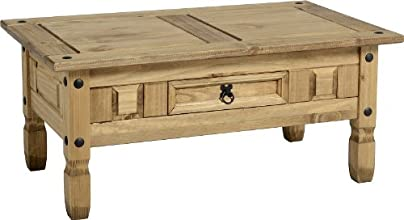 Mercer's Furniture  Table basse Corona bois