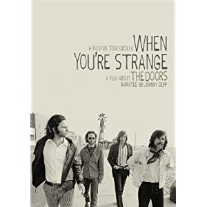 'When You're Strange: A Film About The Doors' DVD