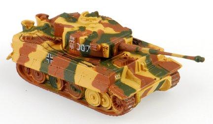 1:144 Scale WWII Tank: Tiger I Ausf. E - 1