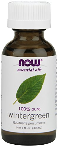 Now Foods Wintergreen Oil, 1 Ounce