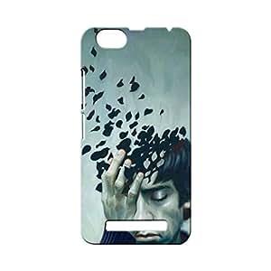 G-STAR Designer Printed Back case cover for Lenovo Vibe C ( A2020) - G0036