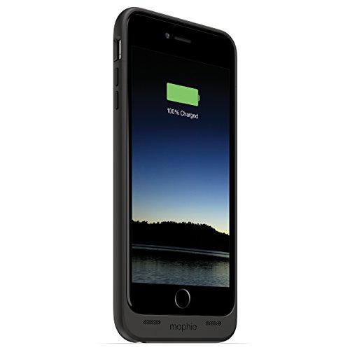 日本正規代理店品・保証付mophie juice pack for iPhone 6 Plus (5.5インチ) ブラック MOP-PH-000074