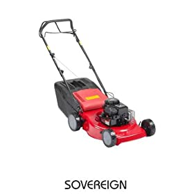 Sovereign 46D Powerdrive Self propelled Petrol Lawn Mower