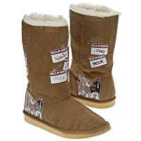UGG look-a-like High School Musical boots