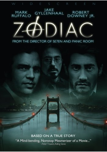 zodiac widescreen edition dvd 2007