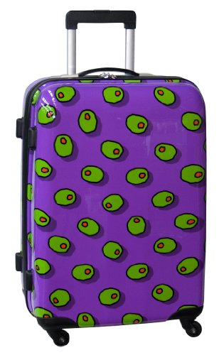 ed-heck-olives-hardside-25-inch-spinner-purple-one-size