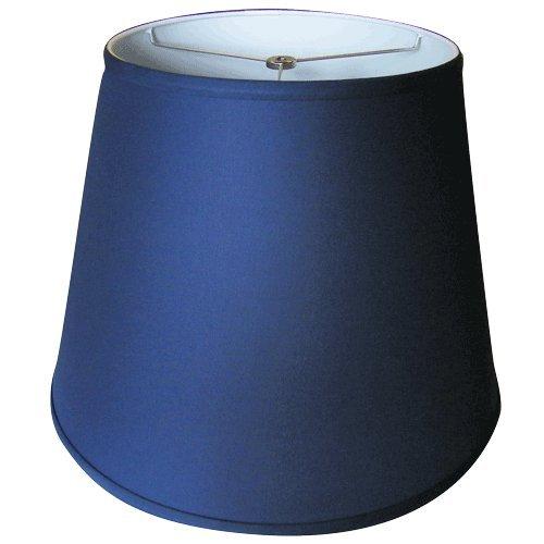 Navy Blue Lamp Shades : Fenchelshades lamp shade navy blue linen