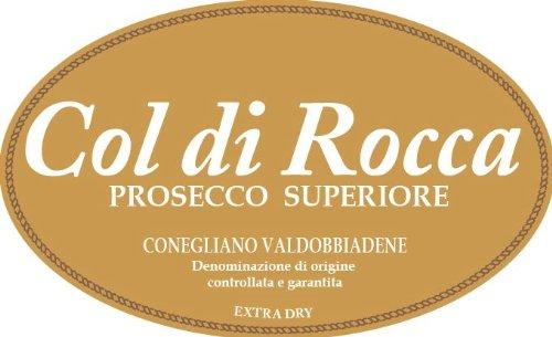 Col di Rocca NV  Prosecco Extra Dry, Veneto 750 mL