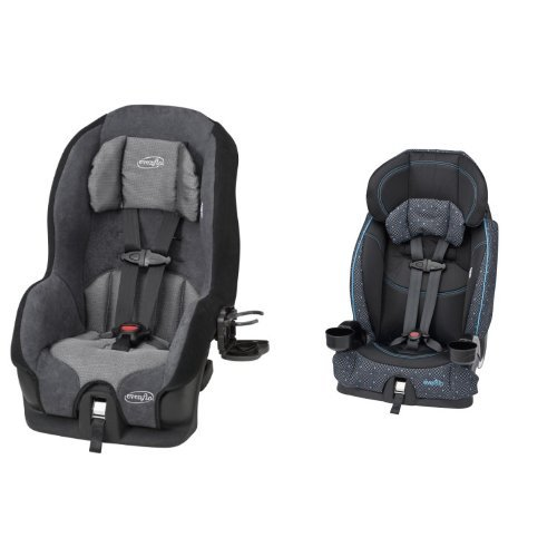 evenflo tribute lx convertible car seat saturn and chase lx harnessed booster car seat aqua. Black Bedroom Furniture Sets. Home Design Ideas