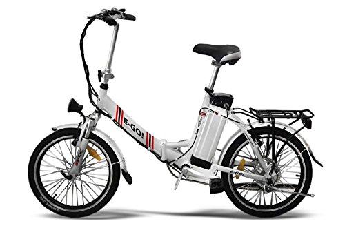 250-Watt-E-GO-Quick-Line-Z1-Elektro-Klapp-Fahrrad-Peddelec-20-Aluminium-Rahmen-Bordcomputer-Klapprad-Klapp-Rad-Fahrrad