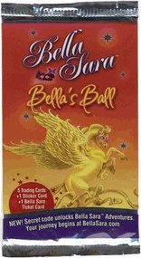 Bella's Ball Trading Cards - 1