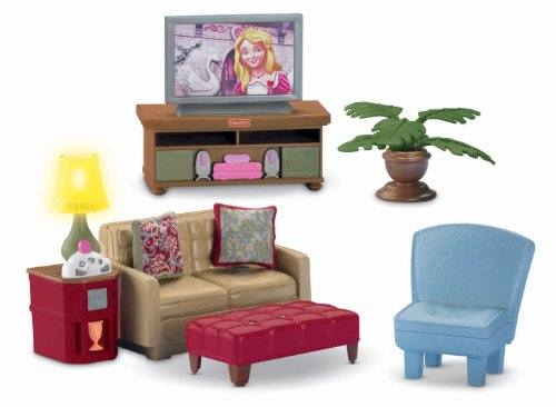 Fisher-Price Loving Family Family Room