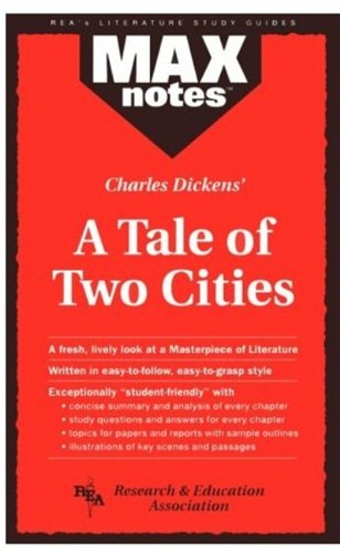 A Tale of Two Cities (MAXNotes Literature Guides)