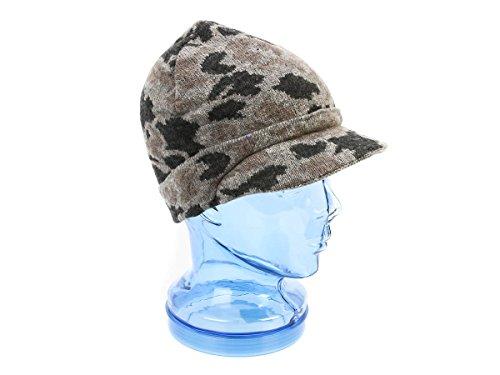 Polo Ralph Lauren ポロ ラルフローレン ニットキャップ帽 6F0299 015 カモフラージュ柄 メンズ レディース [並行輸入品]