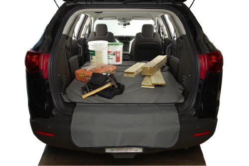 Covercraft Custom Fit Cargo Liner for Select BMW X5 Models - Polycotton (Grey) (2006 Bmw X5 Cargo Cover compare prices)