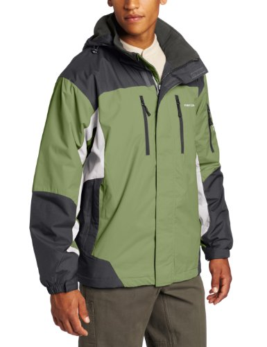 Free Country Men's Fleece Lined Midweight Jacket