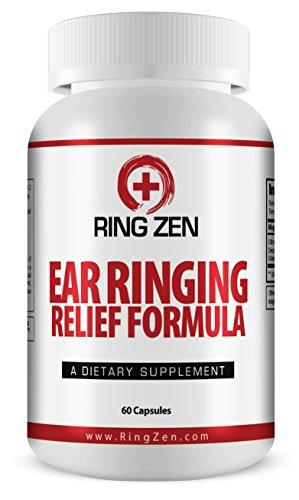 Ringing ear drops jewelry
