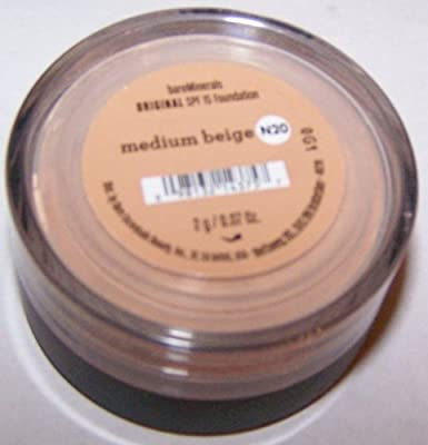 Best Cheap Deal for Bare Escentuals Medium Beige Foundation 2 g from Bare Escentuals - Free 2 Day Shipping Available