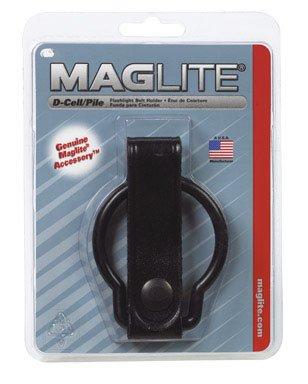 Maglite Leather Belt Flashlight Holder D -Cell Black