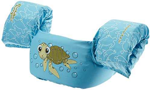 Stearns Puddle Jumper Deluxe Life Jacket, Turtle, 30 to 50 Pound (Life Preserver Type 1 compare prices)