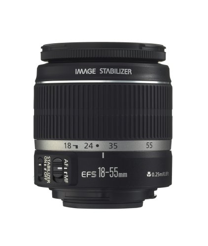 Canon EF-S 18-55mm f/3.5-5.6 IS SLR Lens