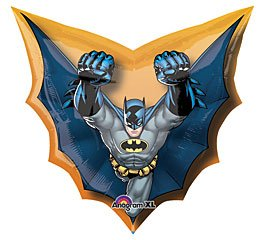 1 X Batman Cape Super Shape